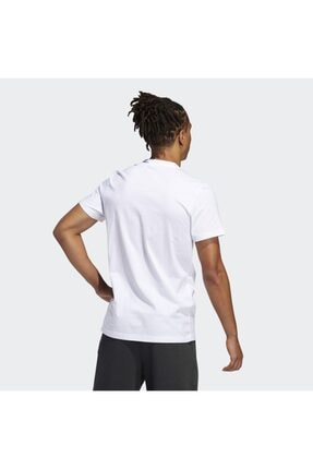 adidas T-mac Geek Up Erkek Beyaz Tişört (fm4762) 2
