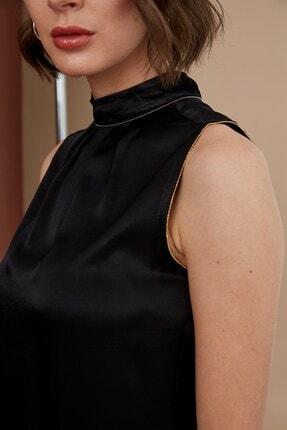 Journey Kadın Siyah Bluz 1