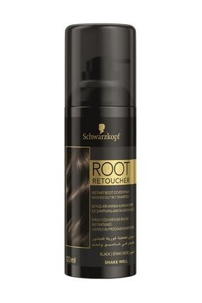 Root Retoucher Beyazları Anında Kapatan Sprey Boya Siyah 120 ml 0