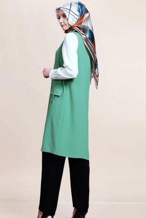SELAM Kadın Yeşil Tunik Takım 3
