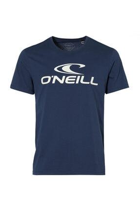 Erkek Lacivert T-shirt resmi