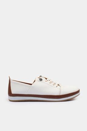 Picture of Beyaz Yaya Kadın Günlük Ayakkabı