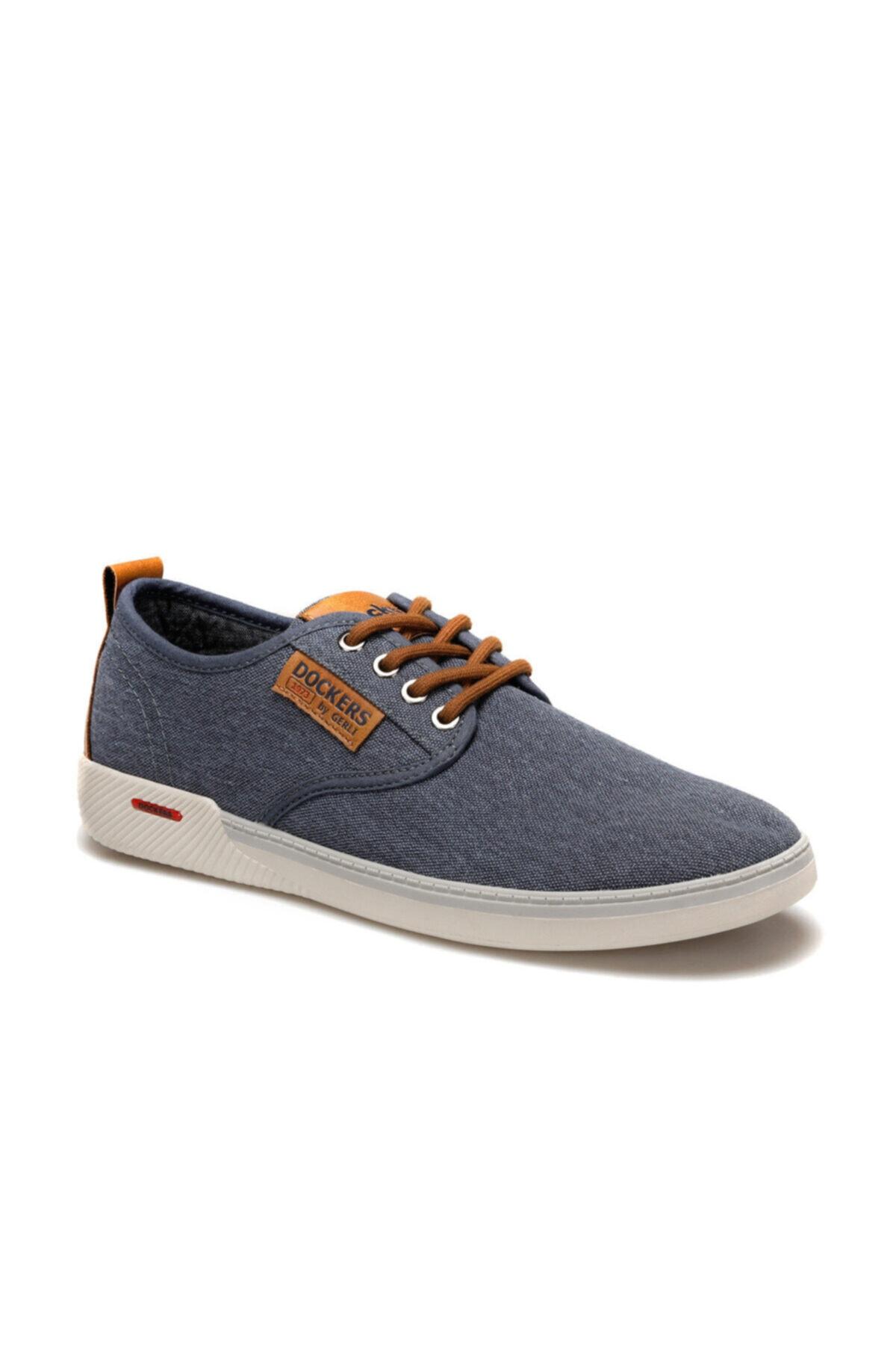 228525 Lacivert Erkek Günlük Ayakkabı