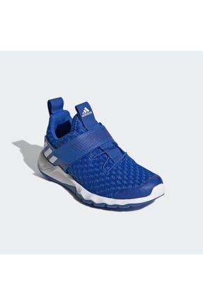 adidas Çocuk Mavi Spor Ayakkabı Rapidaflex Summer.rdy 2
