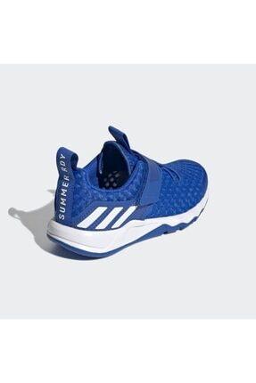 adidas Çocuk Mavi Spor Ayakkabı Rapidaflex Summer.rdy 3