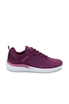 Kinetix Osan Pu W Mor Kadın Sneaker Ayakkabı 1