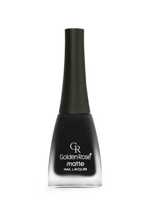 Golden Rose Mat Oje - Matte Nail Lacquer No: 12 8691190770129 0