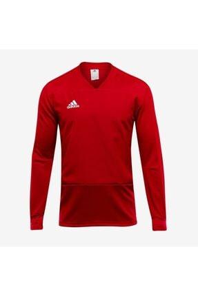 adidas Erkek Kırmızı Con18 Tr Top  Eşofman Üstü Cg0382 0