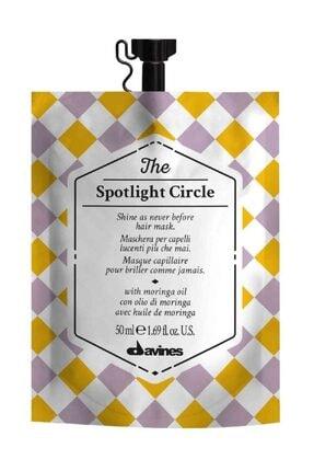 Davines The Spotlight Circle Parlaklık Kazandıran Maske 50 ml 0