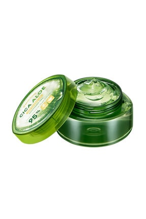 Missha %95 Cica Aloe Kompleksi Içeren Nemlendirici Jel 300ml Premium Cica Aloe Soothing Gel 0