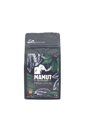 Mamut Coffeeshop - Barista Blend Espresso Çekirdek Kahve 250 g 2