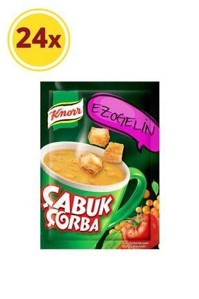 Knorr Ezogelin Çabuk Çorba 22 gr x 24 Adet 0