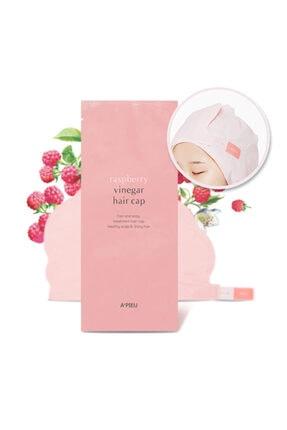 Missha Saçlara Parlaklık Veren Ahududu Saç Maskesi 35g Apıeu Raspberry Vinegar Hair Cap 0