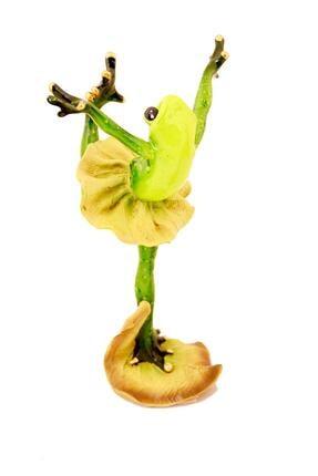 pologift Polyester Dekoratif Balerin Kurbağalar 1