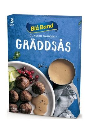 IKEA BLA BAND GRÄDDSÅS İsveç Köfte  Sosu 3'lü paket 66g 0