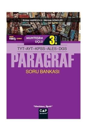 Çap Yayınları Sınav Hazırlık Kitabı