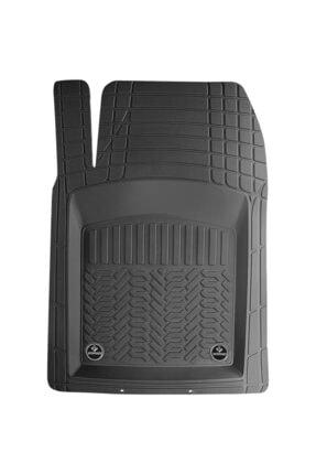 Otobestto Lada Vega  Uyumlu 4D Havuzlu Kauçuk Paspas Siyah Kaymaz Taban 1.Sınıf Kauçuk Ücretsiz Kargo 2