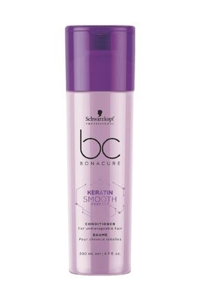 Bonacure Keratin Smooth Perfect Mükemmel Kontrol Saç Kremi  200 ml 0