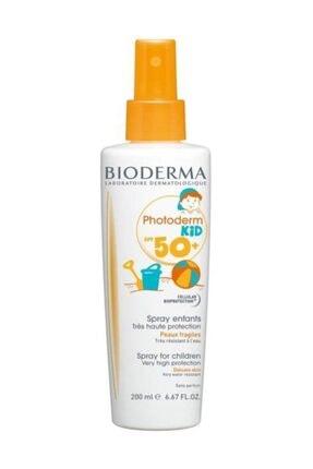 Bioderma Photoderm Kid SPF50+ Spray 200 ml 0