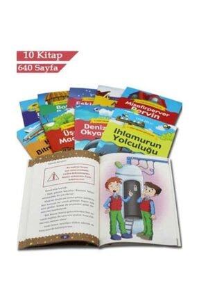 Çocuk Gezegeni 3. Sınıf Okuma Kitapları Seti - 10 Kitap - 640 Sayfa 1