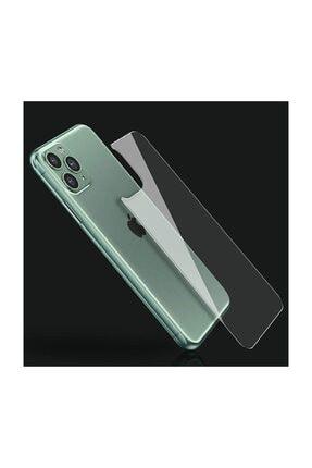 Ally Mobile Iphone 11 Pro 5.8 Inch Tempered Arka Kırılmaz Cam Koruyucu Şeffaf 0