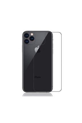 Ally Mobile Iphone 11 Pro 5.8 Inch Tempered Arka Kırılmaz Cam Koruyucu Şeffaf 1