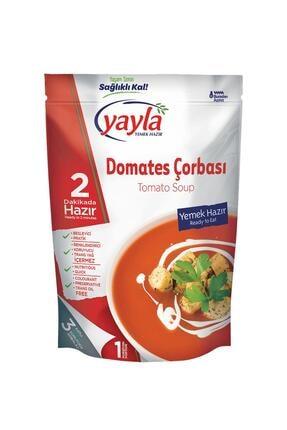 Yayla Domates Çorbası 1