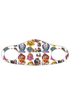 Noon Collection Noon NN7031 Çocuk Baskılı Maske 0