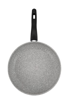 Hürsultan Granit ezme tava kalın 24cm 0
