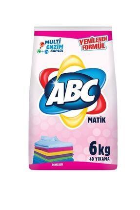 ABC Matik Renkliler İçin 6 kg 1