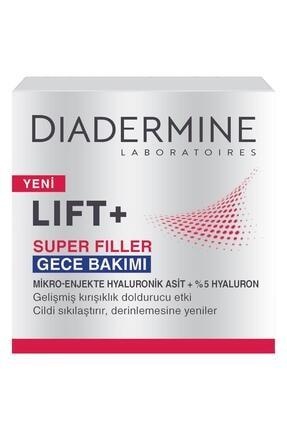 Diadermine Lıft+Superfıller Gece Kremi 50 ml 0