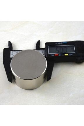 Dünya Magnet ÇOK GÜÇLÜ NEODYUM MIKNATIS 50mm x 30mm 4
