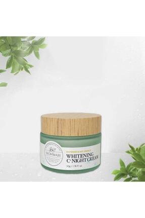 Seohwabi Whitening C+ Night Cream - Aydınlatıcı Gece Kremi 3