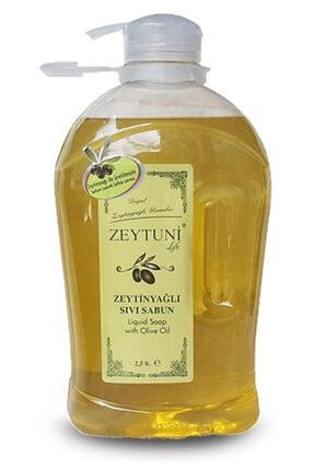 Zeytuni Saf Zeytinyağlı Sıvı Sabun 2,5 Litre 0