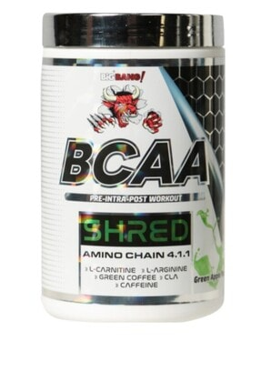 Protouch Nutrition BigBang Bcaa Shred 400 gr 40 Servis Yeşil Elma Aromalı 0