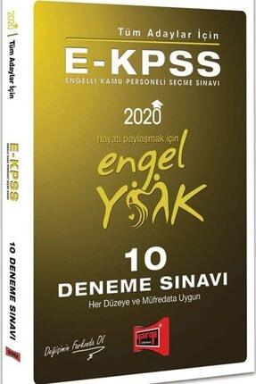 Yargı Yayınları 2020 EKPSS Tüm Adaylar İçin 10 Deneme Sınavı 0