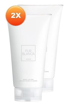 Avon Pur Blanca Kadın Vücut Losyonu 150 Ml. İkili Set 1