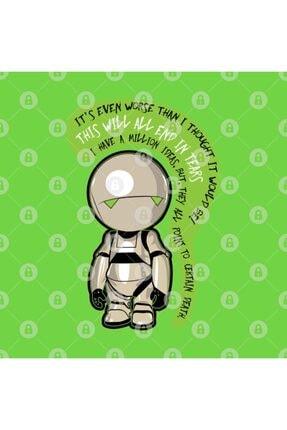 TatFast Marvin : The Pessimist Robot Kupa 2