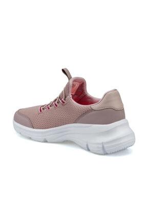 Kinetix Plazo Tx W Gül Kurusu Kadın Comfort Ayakkabı 2
