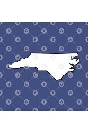 TatFast North Carolina - Blank Outline Kupa 2
