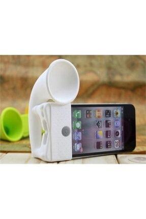 DenoWa Iphone 5 Ses Yükseltici Horn Speaker 0