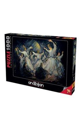 Anatolian Puzzle 1092 Dervişler/1000pcs Puzzle / Anatolian 0