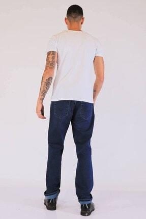 Twister Erkek Lacivert  Yüksek Bel Kot Pantolon 2