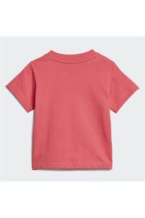 adidas Kız  Çocuk Pembe Tişört 1
