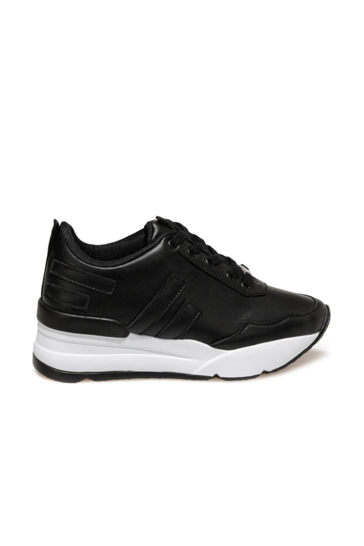 Butigo 20k-917 Siyah Kadın Spor Ayakkabı