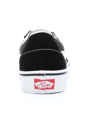 Vans Ua Sk8-Low Unisex Siyah Sneaker 1