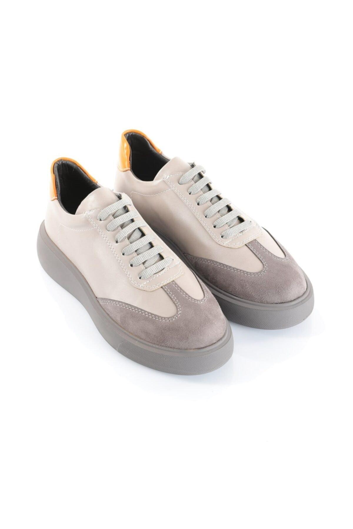 Oblavion Kadın Gri Sneaker