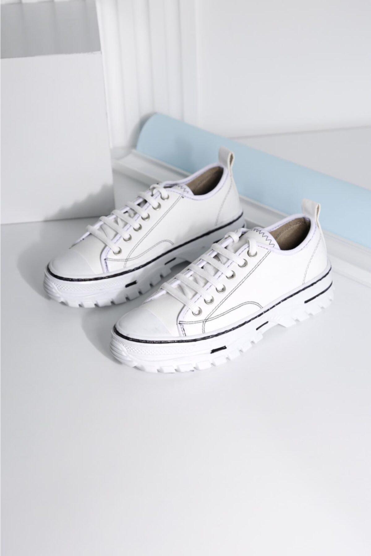 POLO PRESTIGE Kadın Siyah Casual Ayakkabı