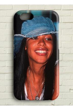 TisortFabrikasi Iphone 6/6s Plus Aaliyah Telefon Kılıfı 0