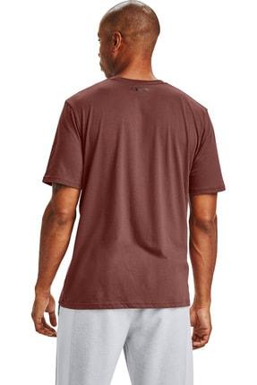 Under Armour Erkek Spor T-Shirt - Ua Sportstyle Logo Ss - 1329590-688 1